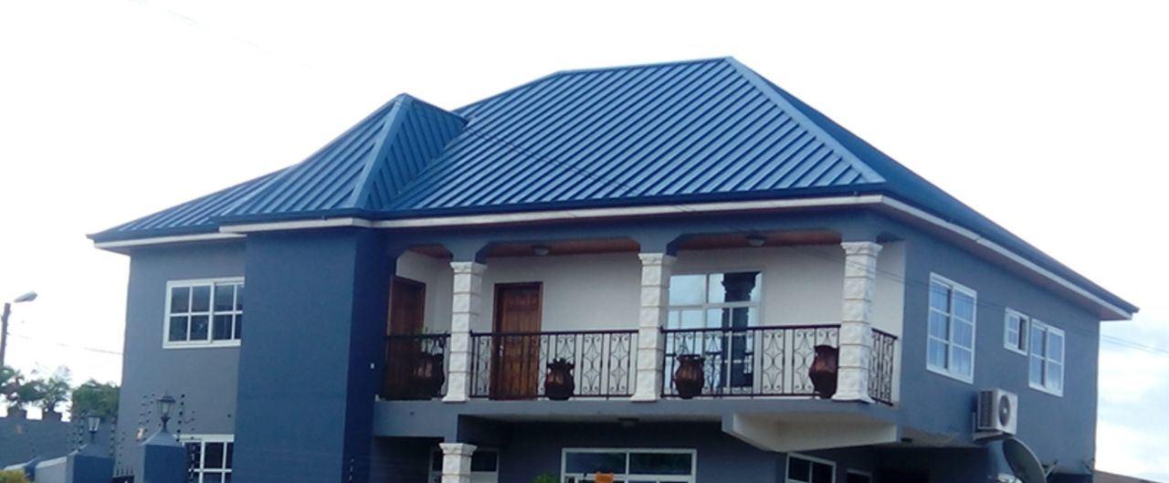 Roofing Styles In Ghana