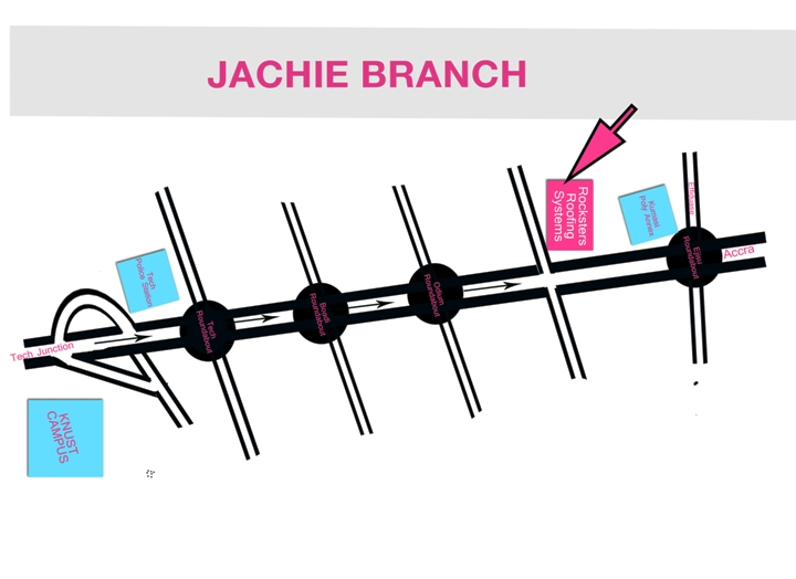Jachie Office